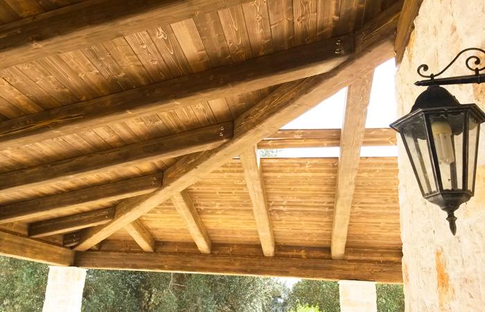 progetti e lavori di carpenteria in legno